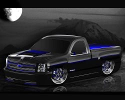 Chevrolet Silverado by remingtonbox