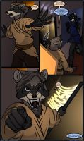 The Realm of Kaerwyn Issue 6 page 28 by JakkalWolf