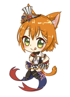 Rin-nya~ by Gvven