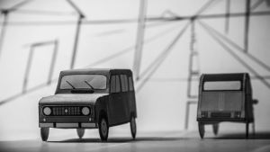 Renault 4 to begin with by IlinN