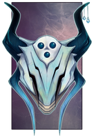 Haroth Mask [Contest Entry] by Aevix