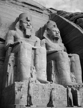 Ramesses the II by ruthsantcortis