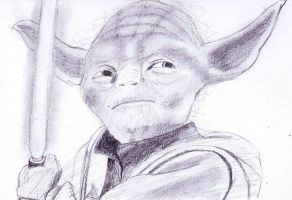 Yoda by Deluxe0111