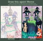 Meme_Before and After by HikaTsun