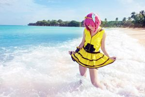 Nagisa - Sea by Ally-bee