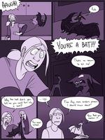 My Pet Vampire: Busted? - Page 3 by CrazyRatty