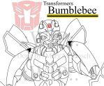 Transformers: Bumblebee :WIP: by MidNight-Vixen