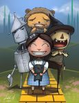 Wizard of Oz by Spartan0627