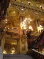 A night at the Opera of Paris by ElMitsuDude
