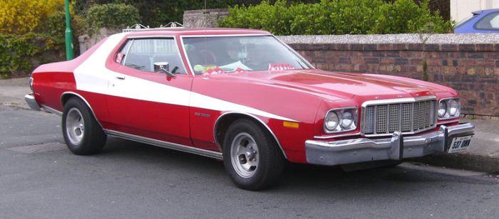 Ford Gran Torino by Jeek-the-other-one