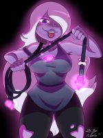 Amethyst by Dalley-Le-Alpha