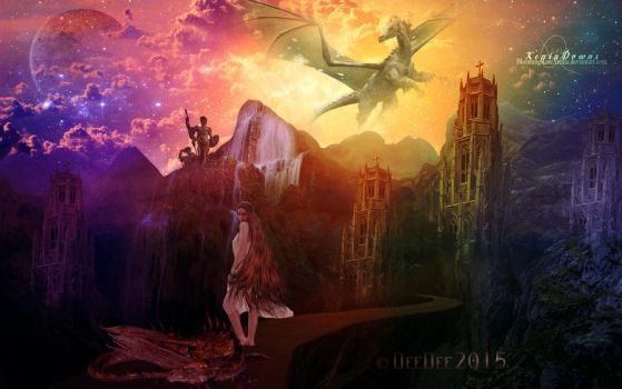 Mother Of Dragons by DeeDee2015