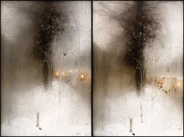 Naturalism, a diptych by Poromaa