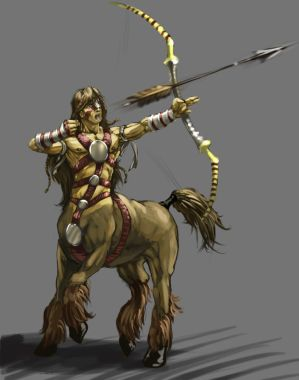 WoD Artworks: Centaur