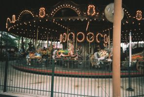Merry Go Round Stock by corelila