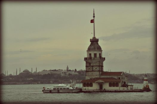 Maiden Tower by ecokendo