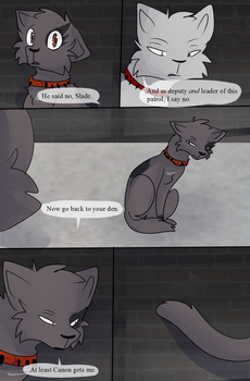 Bloodclan: The Next Chapter Page 121 by StudioFelidae