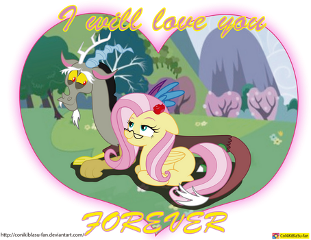Fluttercord - hearts and hooves day by CoNiKiBlaSu-fan
