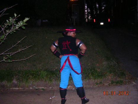 Kung Lao Costume 1.0 3 by GirlGlycerine