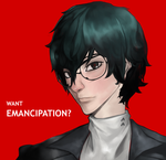 You Are Slave. Want Emancipation? by Z3LUS