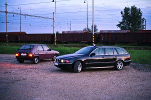 Favorit with E39 2 by patrik145