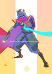 Hyper Light Drifter by Seraphyn303