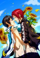 Free: RinHaru - Sunflowers by Gabbi