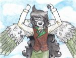 Featherbent Jade by Zupakid