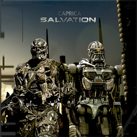 Caprica Salvation by PZNS