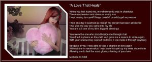 A Love That Heals by VisualPoetress