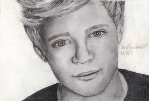 Niall Horan by Shaleco
