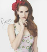 Lana Del Rey by Nesttles