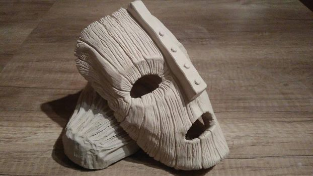 Mask of Loki by Cune