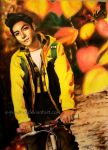 Painting: T.O.P for North Face by e-moshun