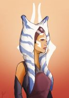 Ahsoka Tano | Hope will emerge. by Stewjon