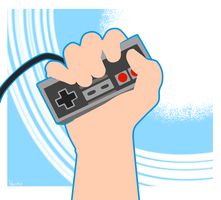 Take Control Series - Print #1: NES by Vastile