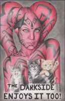 Star Wars - Darth Talon Original Art Piece by DenaeFrazierStudios
