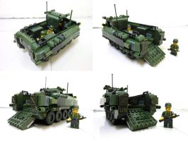 Small to Big War Vehicle (5.2) by SOS101