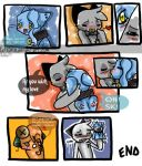 Kitty Comic -Lonely- by Kinla
