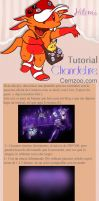Tutorial Chandelure by HitomiHyuuga2