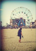 Wonder Wheel. by Lollipop85