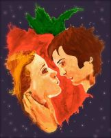 Across the universe by lostfreddie