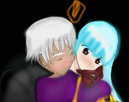 K'and kula love by JedahDohmaPC