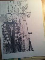Breaking Bad - WIP by mattdez