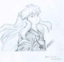 Inuyasha by AngelHanna