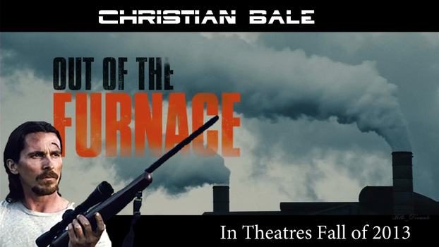 Out of the Furnace Poster Mockup 3 by Belle-Deviante