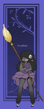 Are you a good witch or a bad witch. by Warlord-of-Noodles