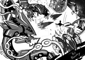 Hoenn! Another Dimension! by Bonfry