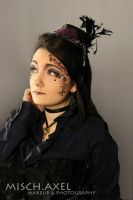 Innocent lady - Gothic Lolita by mory-chan