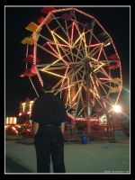 The motionless wheel by ashrel